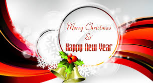 marry christmas & happy new year